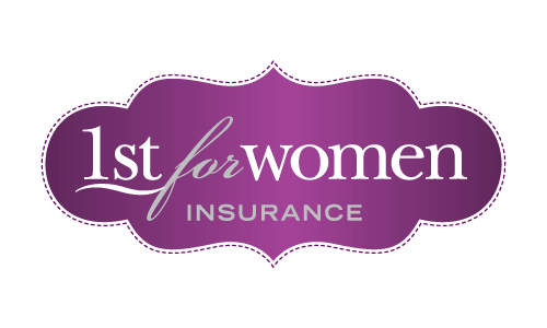 1st for Women logo