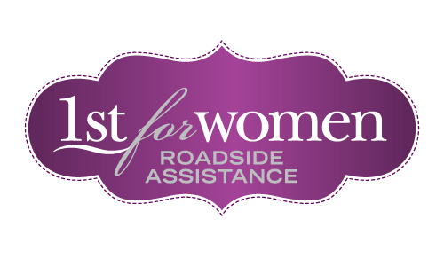 1st for Women Roadside Assistance logo