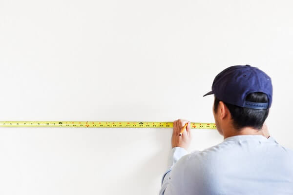 measuring-wall