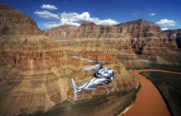 vegas helicopter