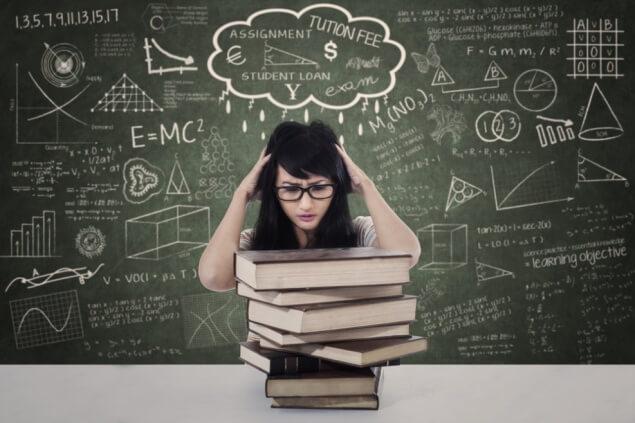 Blackboard-frustration