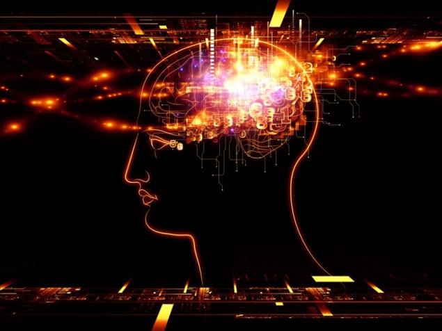 brain light show