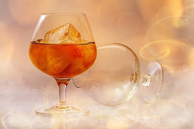 Alcohol brandy