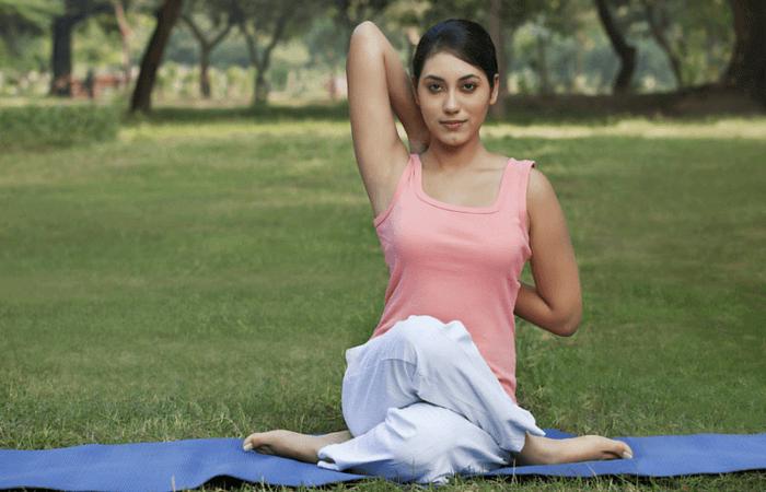 brisbane yoga stretching