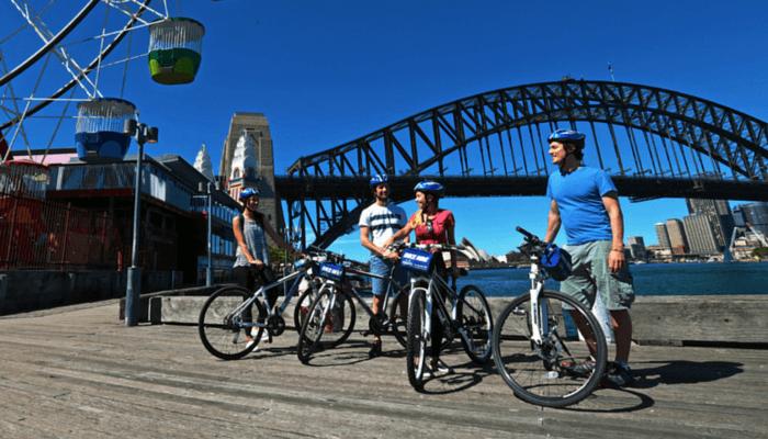 sydney-cycle