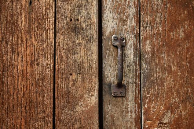 winter savings door