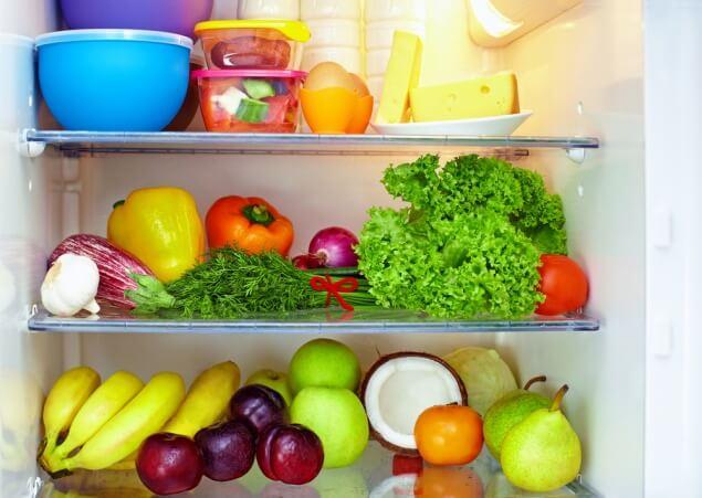 save energy in winter fridge