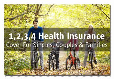 health insurance for Singles and families