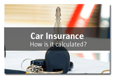 how car insurance is calculated