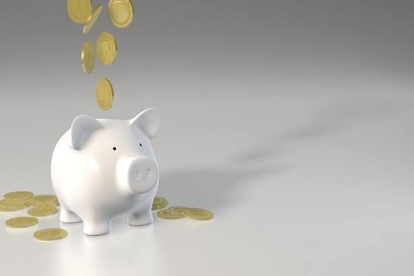 piggy bank - symbol of saving