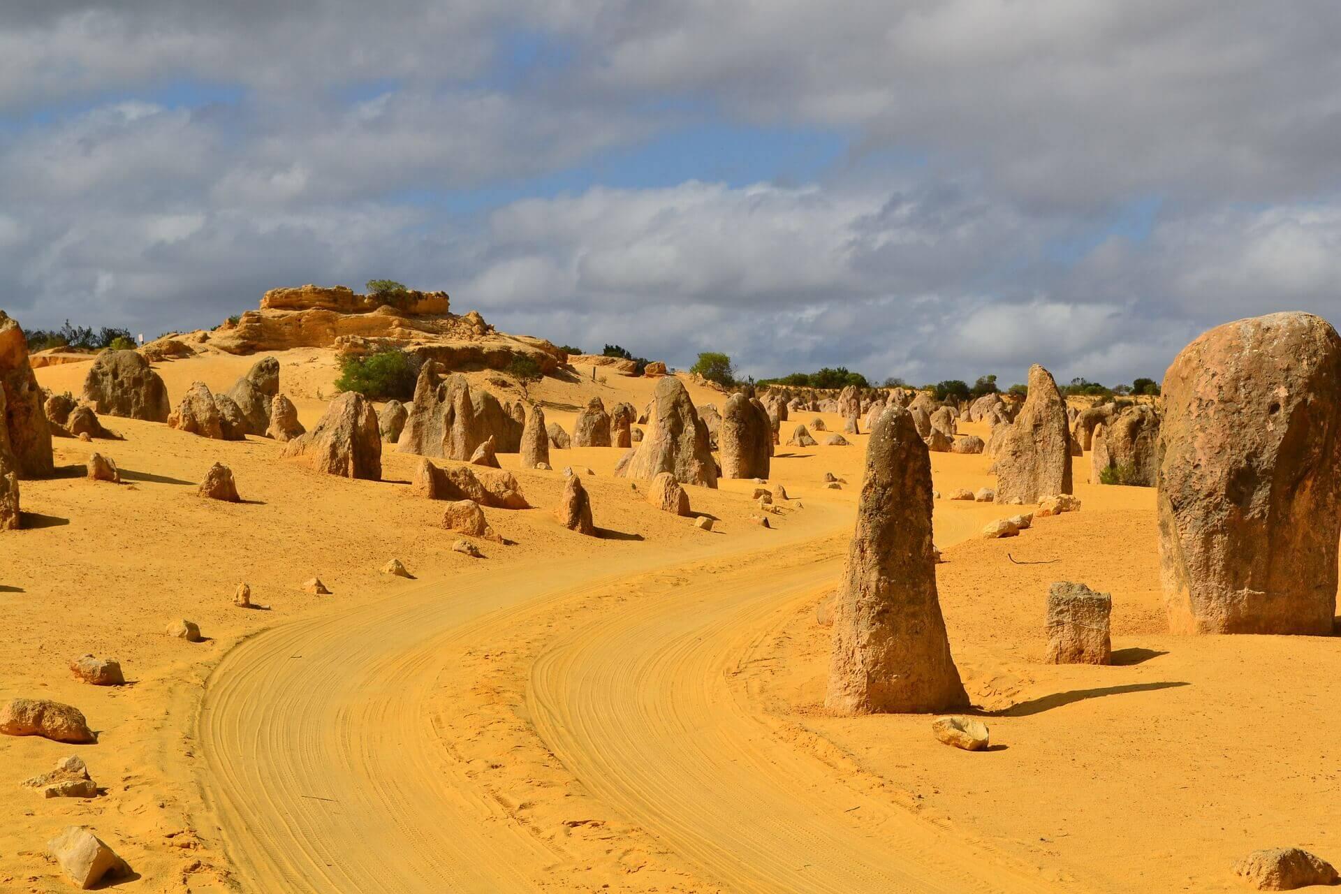 Perth rocks
