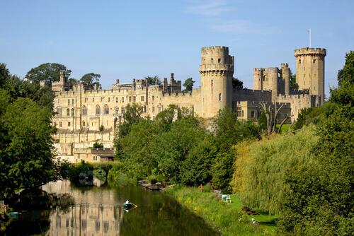 Warwick Castle, UK