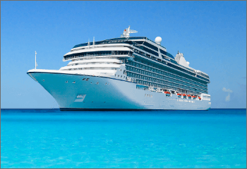 travel types header cruise
