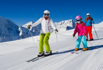 travel types header skiers