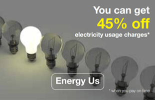 electricity discount advertising before 1 july 2019