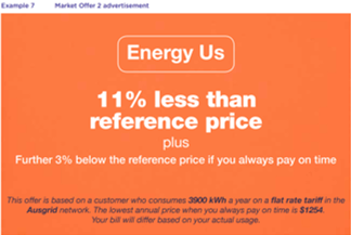 discount advertising post changes 1 July 2019