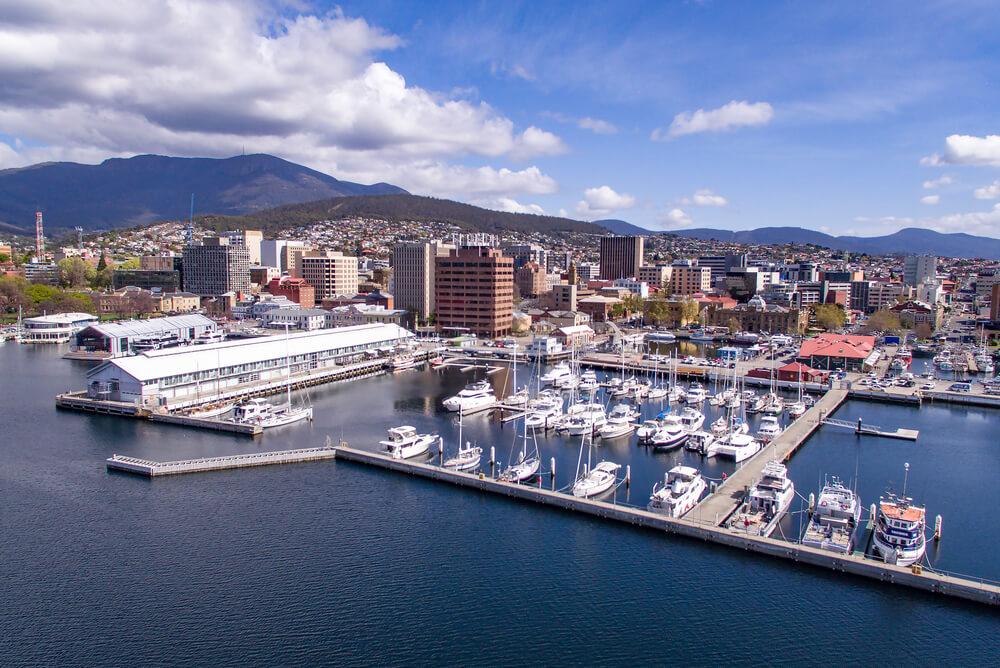 Hobart Docks