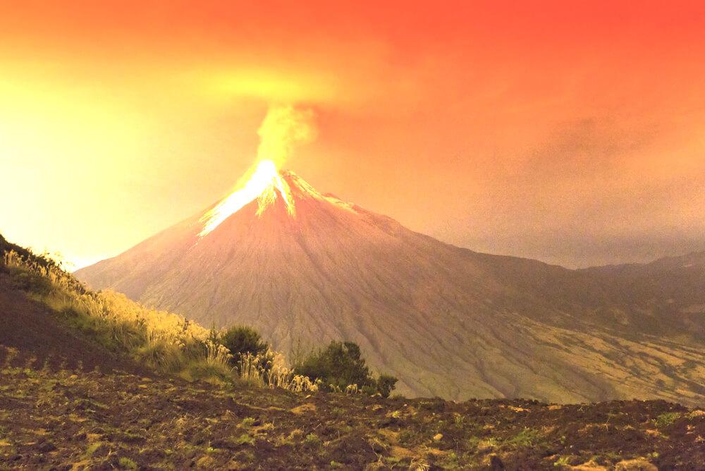 volcano insurance