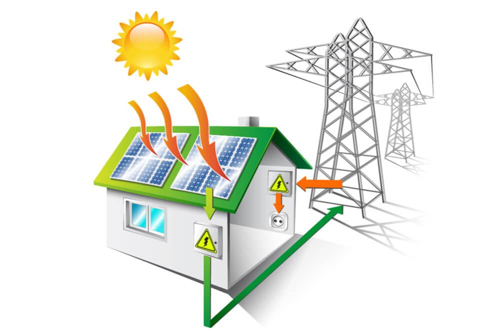 Solar photovoltaic example