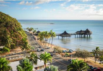 New Caledonian beach