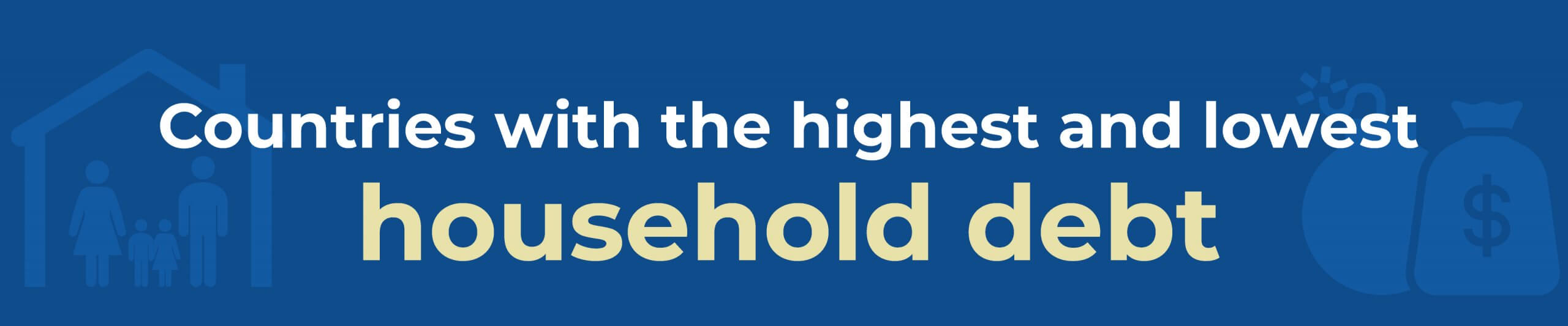 household debt header image