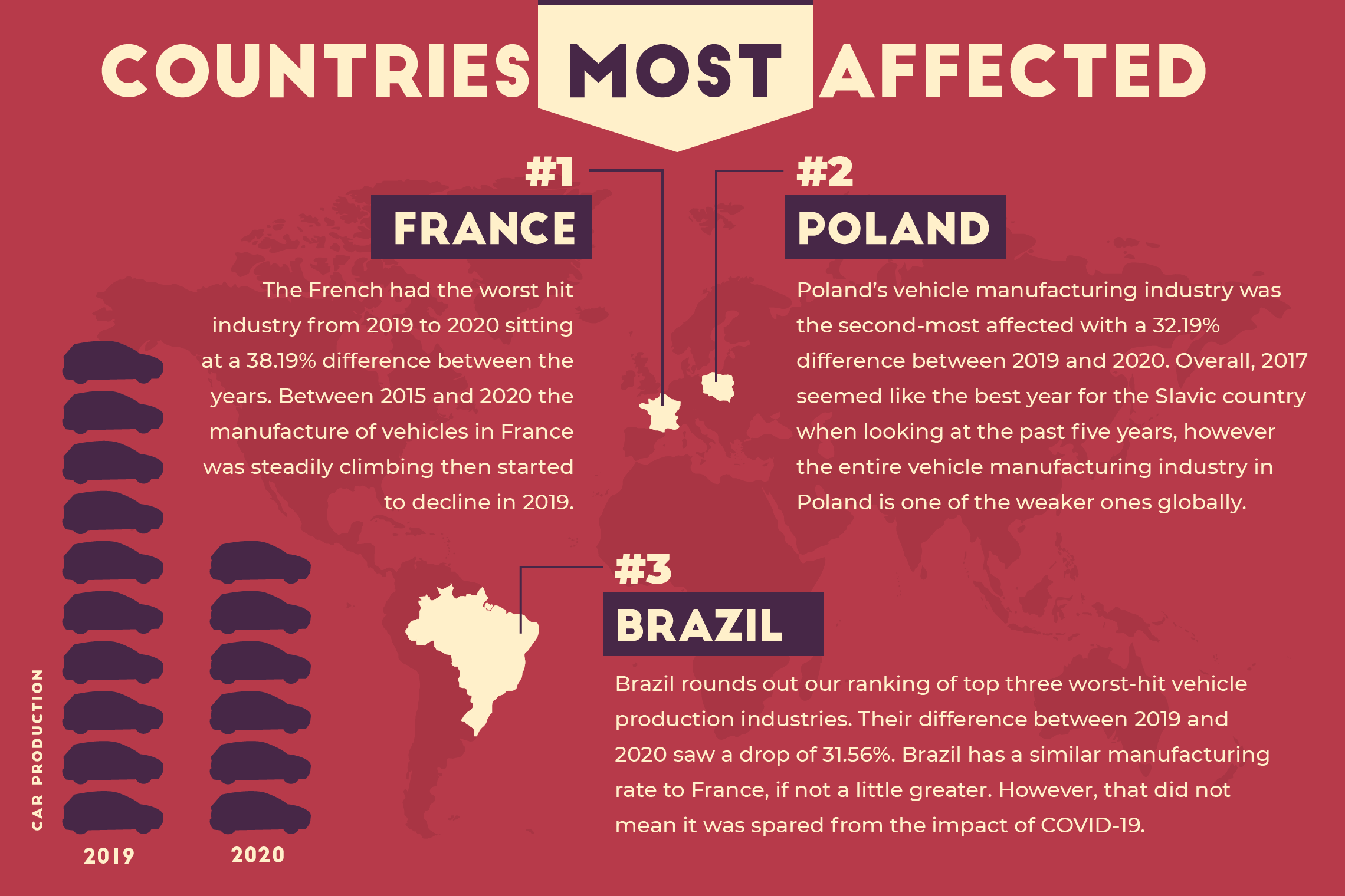 infographic countries most affected